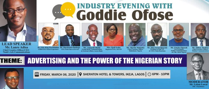 IMC Players To Discuss 'Advertising And Power Of Nigerian Story' At Industry Evening-marketingspace.com.ng