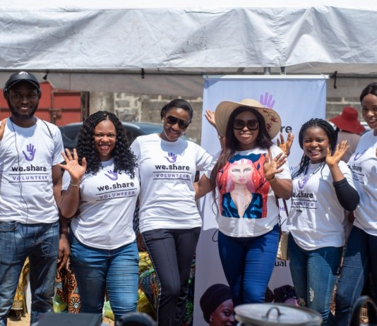 We.Share Foundation Celebrates International Women's Day, Empowers Over 200 Women, Children in Lagos-marketingspace.com.ng