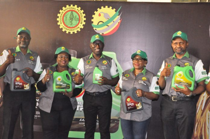 NNPC Retail Launches New High-Performing Lubricant Brands-marketingspace.com.ng