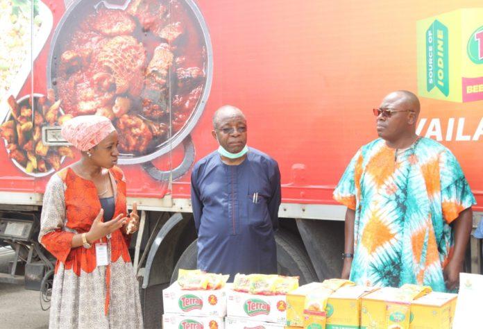 COVID – 19: TGI Group Donates Food Items To Lagos Food Bank-marketingspace.com.ng