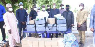 COVID-19: Zedcrest Group Donates Ventilators, Face Masks to Kano State Government-marketingspace.com.ng