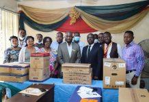 SIFAX Group Donates Computers, Fans To Apapa General Hospital-marketingspace.com.ng