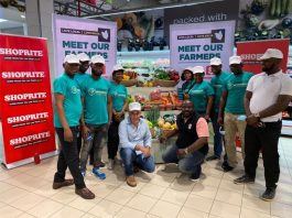 Customers Meet Farmers Supplying Shoprite Store Farm-Fresh Produce-marketingspace.com.ng