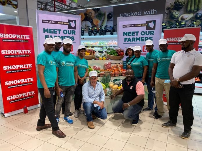 Customers Meet Farmers Supplying Shoprite Store Farm-Fresh Produce-marketingspace.com.ng