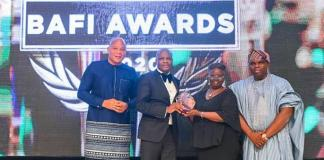 UBA Gets Double Honours At BAFI Awards, Wins Best Bank Of The Year, International Bank Of The Year-marketingspace.com.ng