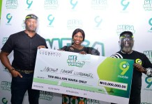 Lucky 9mobile Customer Wins N10million Grand Prize As Mega Millions Promo Ends-marketingspace.com.ng