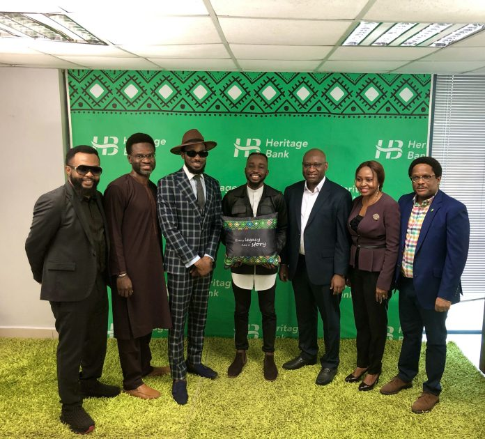Creative Industry Gets New Leaf Of Life With N5bn Funds- Heritage Bank-marketingspace.com.ng