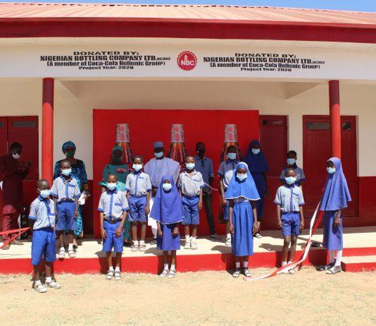 CSR: NBC Hands Over Classroom Blocks To Abuja Community-marketingspace.com.ng