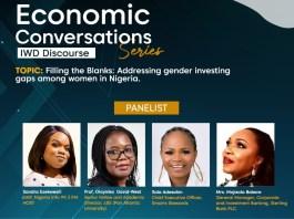 David-West, Bakare, Adesakin, Ezekwesili Headline The Second Edition Of Zimvest Economic Conversations-marketingspace.com.ng