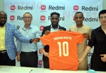 Xiaomi Signs Jay-Jay Okocha As Brand Ambassador …To Ignite It's Bold Innovation For Everyone Agenda In Nigeria-marketingspace.com.ng