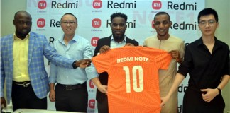 Xiaomi Signs Jay-Jay Okocha As Brand Ambassador …To Ignite It's Bold Innovation For Everyone Agenda In Nigeria-marketingspace.com.ng