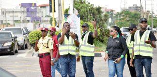 Amber Energy Team Eases Lagos Traffic Congestion-marketingspace.com.ng