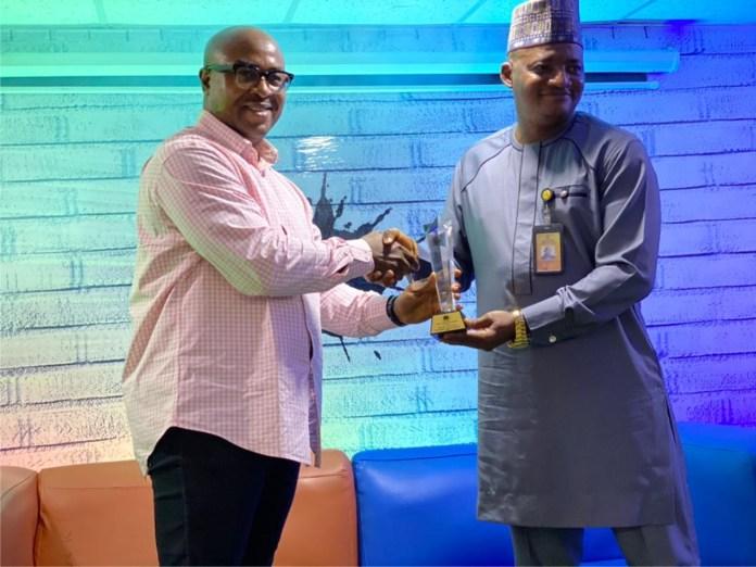 APCON Registrar Honoured At 02 Academy-marketingspace.com.ng