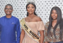 Tarere Obaigbo, Mrs Nigeria Promises To Give Quality Representation At Mrs World Pageant-marketingspace.com.ng