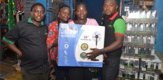 Amber Rewards First Set Of Wholesalers Loyalty Scheme Promo Winners-marketingspace.com.ng