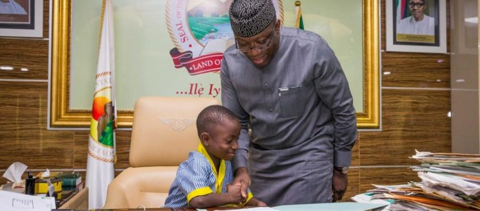Ekiti State A Toddler @ 25? Nope. Objection My Lord-marketingspace.com.ng