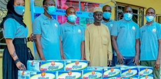 WFD 2021: CFM Donates Food To SOS Children's Village, Orphanage, Others-marketingspace.com.ng