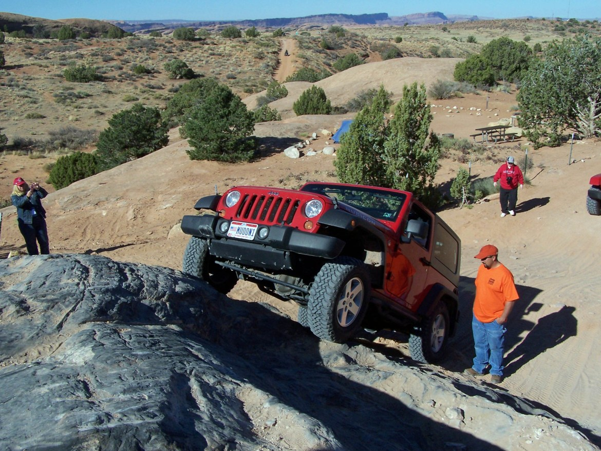The Jeep brand knows the benefits of tribal marketing