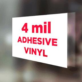adhesive vinyl
