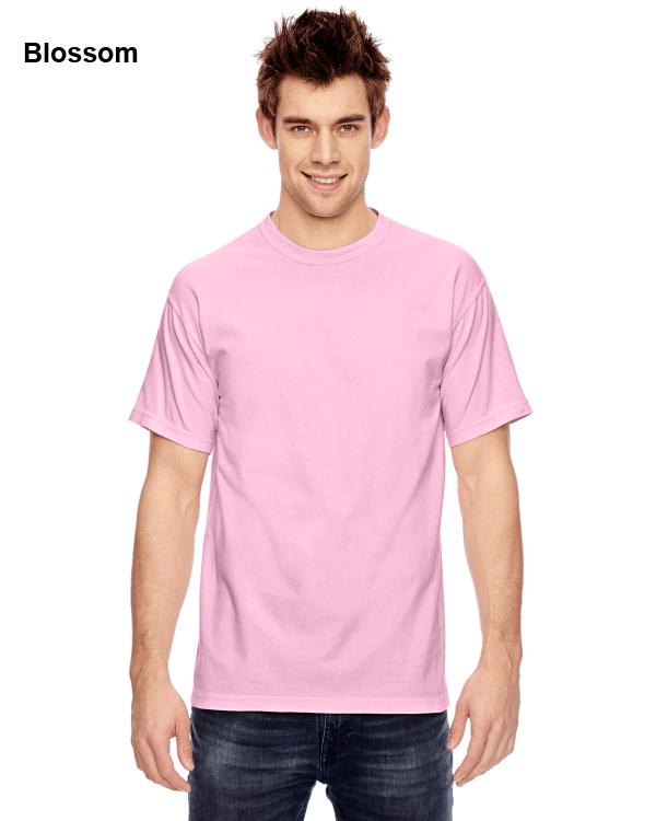Comfort Colors Adult Heavyweight RS T-Shirt Blossom