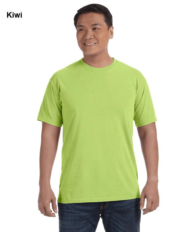 Comfort Colors Adult Heavyweight RS T-Shirt Kiwi