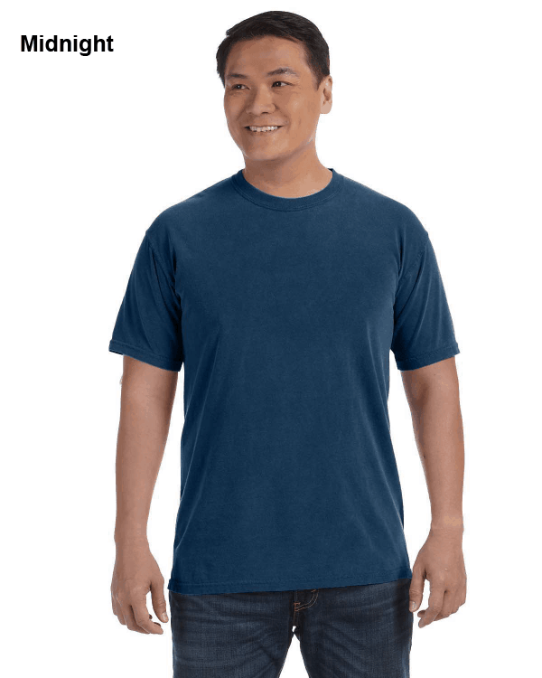 Comfort Colors Adult Heavyweight RS T-Shirt Midnight