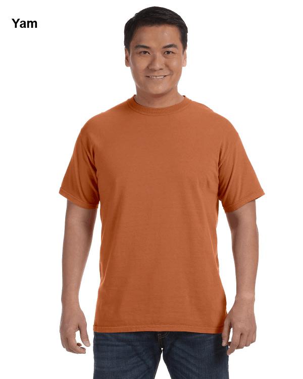 Comfort Colors Adult Heavyweight RS T-Shirt Yam