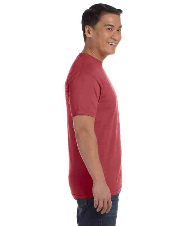 Comfort Colors Adult Heavyweight RS T-Shirt Brick Side