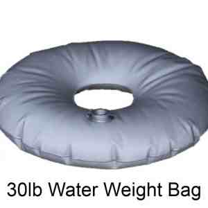water weight bag