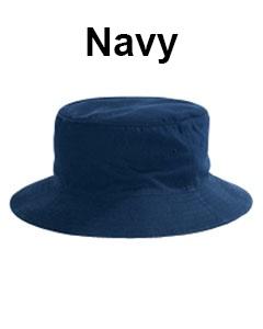 Big Accessories Crusher Bucket Cap Navy