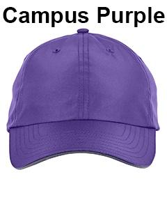 Core 365 Adult Pitch Performance Cap Campus Purple