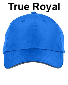 Core 365 Adult Pitch Performance Cap Royal Front