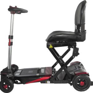 Smarti Self Folding Travel Mobility Scooter