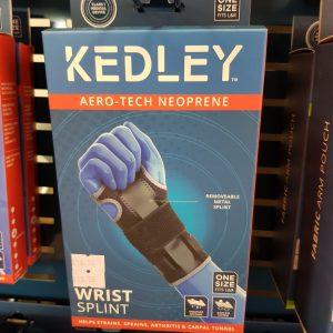 Kedley Aero Tech Neoprene Wrist Splint