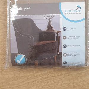 Brolly Sheets Chair Pad