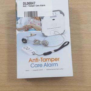 Anti-Tamper Care Alarm