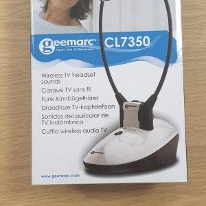 Geemarc CL7350 Wireless TV Headset