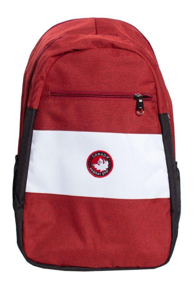 Canada Weather Gear Backpack - Red