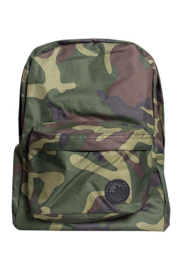 Canada Weather Gear Camouflage Backpack - Green
