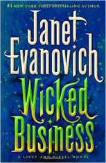 Wicked Business: A Lizzy and Diesel Novel