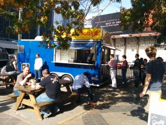Today, Kebabalicious retains a truck location as well as a brick and mortar location.