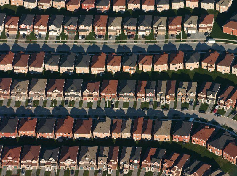 ripple effect housing