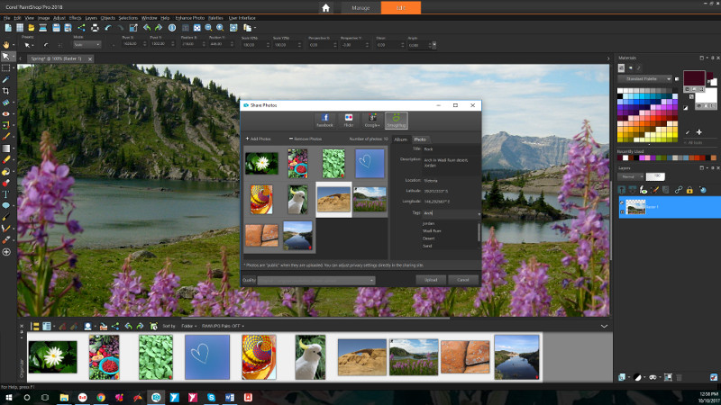 Corel PaintShop Pro and SmugMug Join Forces to Make All-in-One ...