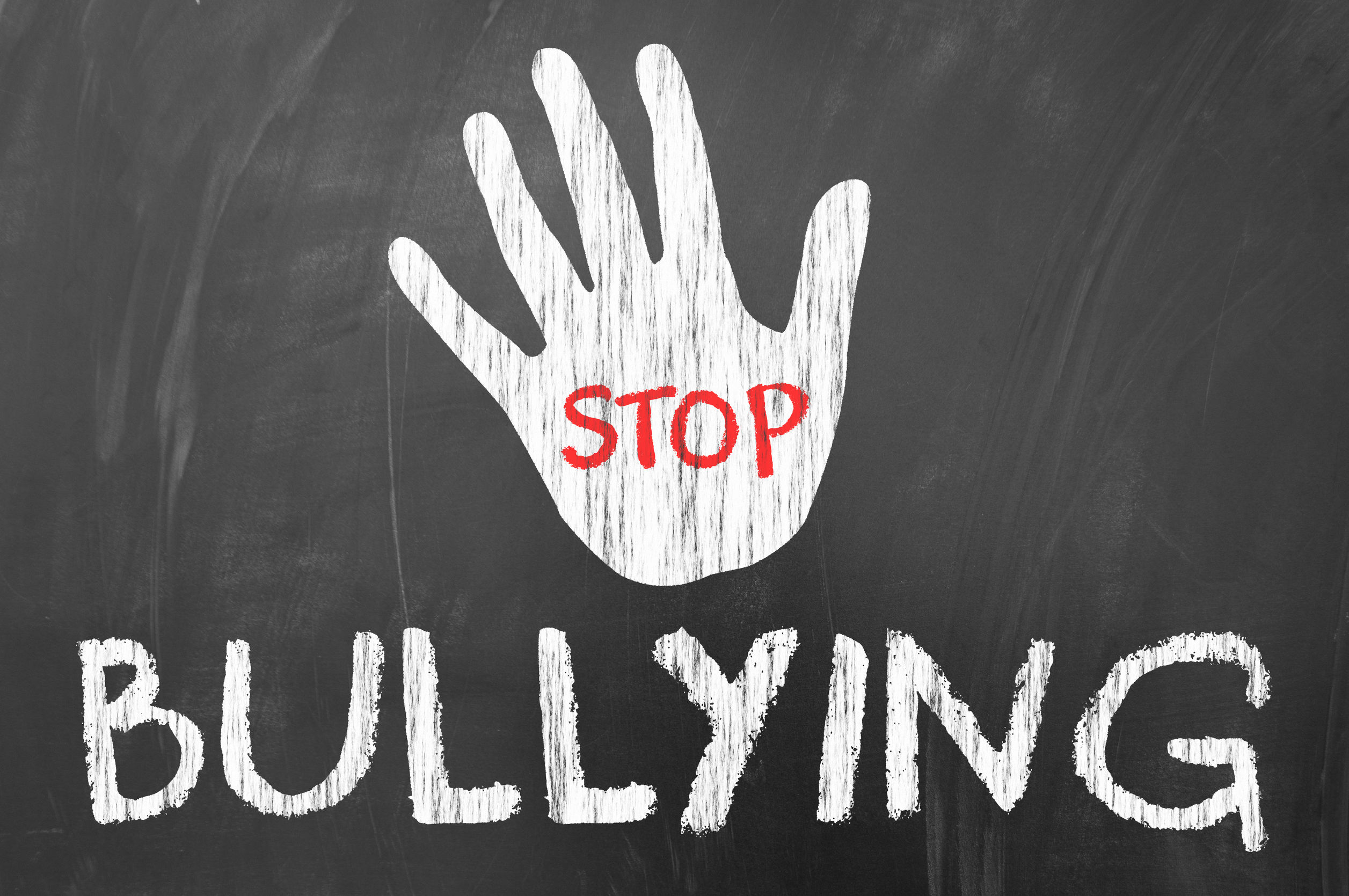 October Is Both National Bullying Prevention Month And