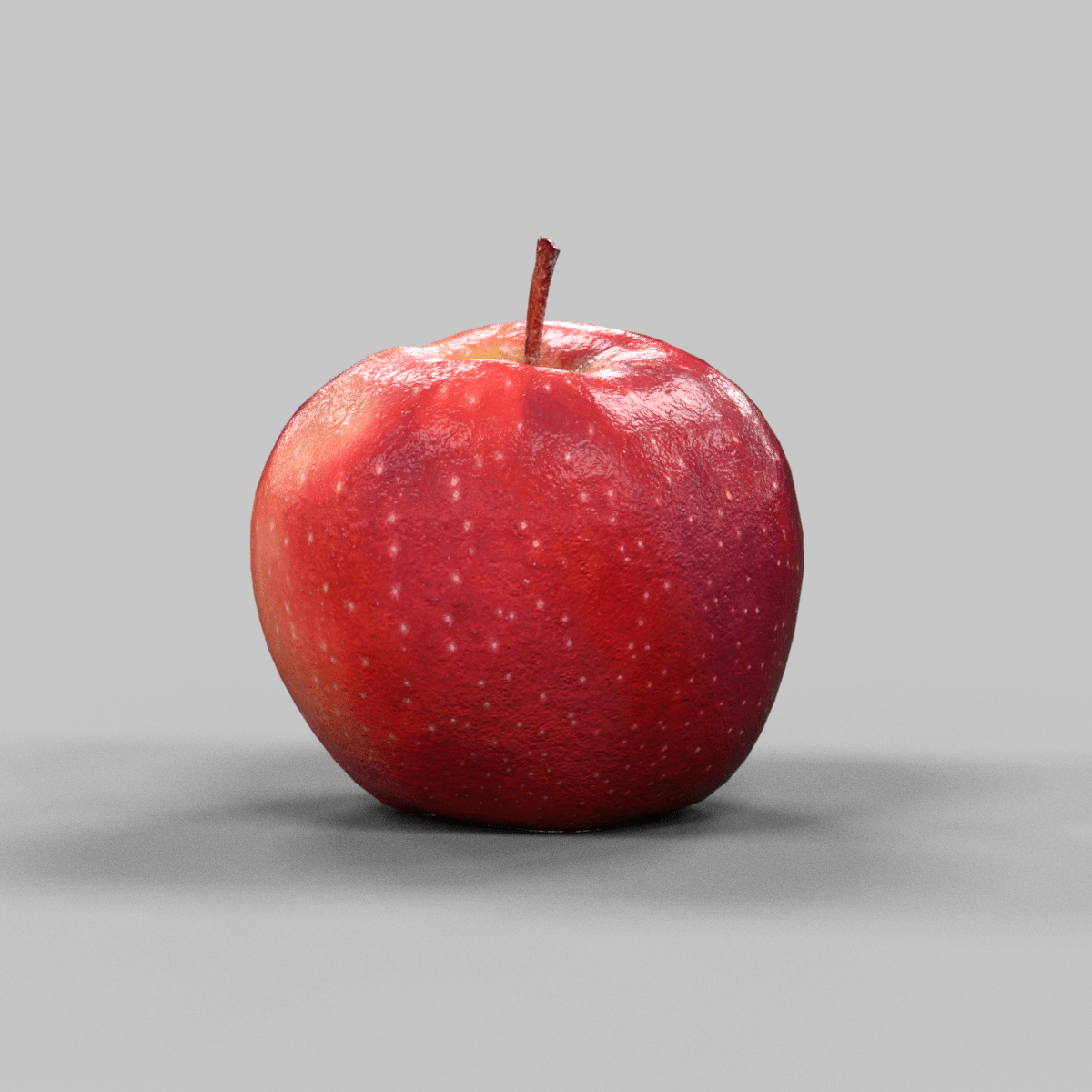 Red Apple Mark Florquin