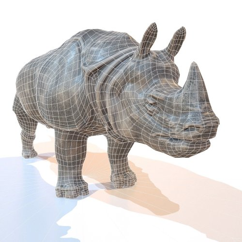 mark-florquin-3d-scanning-scan-photogrammetry-holographer-realistic-3d-model-Rhino-Wireframe