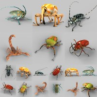 6 Insects Vol 2