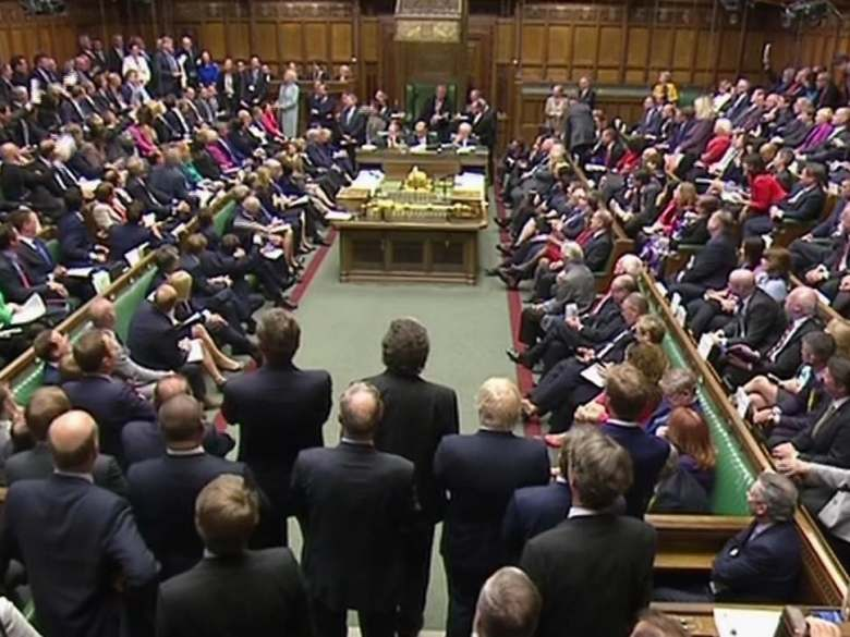 Packed to the rafters for PMQs