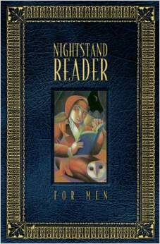 Nightstand Reader for Men created by Mark Gilroy
