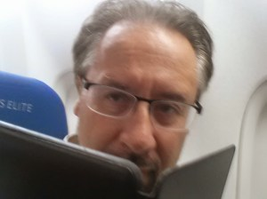 Mark Gilroy is a reader.